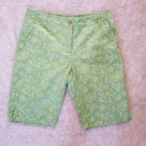 Charter Club Slim It Up Shorts, size 10